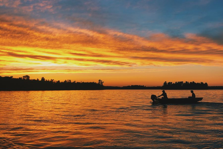 2nd: Trout Lake Sunset by Bethany Prochnow