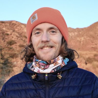 Headshot of Ned Molder